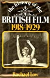 History of the British Film 1918-1929