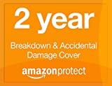 Amazon Protect 2 year Breakdown & Accidental Damage Cover for Small Kitchen Appliances from £50 to £59.99