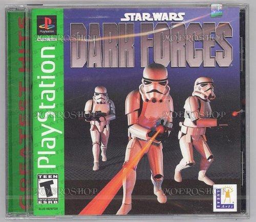 Star Wars Dark Forces. Star Wars Dark Forces