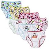 Handcraft Girls 2-6x Hello Kitty 7 Pack Panty, Multi, 6 image