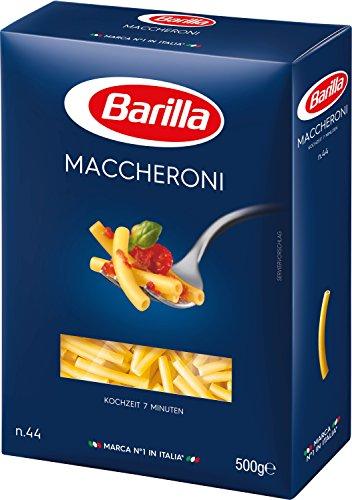 Barilla Maccheroni n. 44, 8er Pack (8 x 500 g) Picture