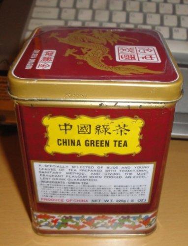 New China Green Tea 8Oz