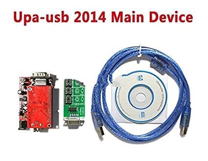 Generic 3515097 Latest Version UPA USB V1.3 Programmer Upa-usb 2014 (Only with Main Device)