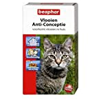 Beaphar Flohe Anti-Konzeption Katze bis 4.5 kg.