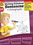 Writing Fabulous Sentences & Paragraphs (1557996016) by Norris, Jill