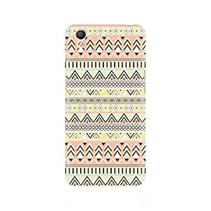 Mobicture Tribal Chic10 Premium Printed Case For Oppo A37