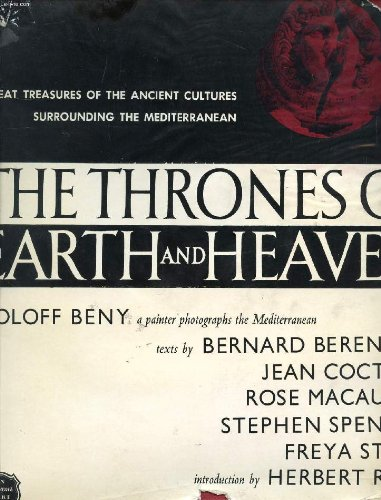 Image for The thrones of earth and heaven: Photographs and notes on the plates by Roloff Beny