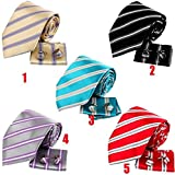 WSS Box set de flechas de cuatro adultos casados los hombres negocios ate corbata gemelos corbata pa�uelo de bolsillo . 3