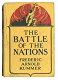 img - for THE BATTLE OF THE NATIONS: 1914-1918; A Young Folks' History of the Great War book / textbook / text book