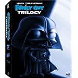 Laugh It Up, Fuzzball: The Family Guy Trilogy (It's a Trap! / Blue Harvest / Something, Something, Something, Darkside) [Blu-ray] ~ Family Guy