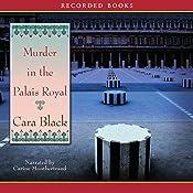 Murder in the Palais Royal | Cara Black