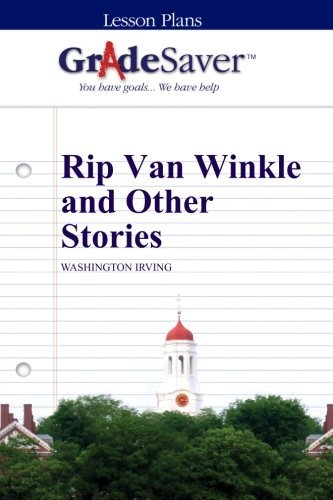 rip van winkle essay Rip van winkle in the late 1700's and early 1800's, literature began to show it was changing thanks to the newly formed democracy in america as is the.