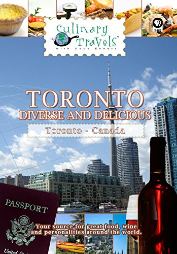 Culinary Travels Toronto-Diverse and Delicious on Amazon Prime Video UK