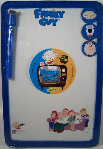 Family Guy Magnetic Dry Erase Board