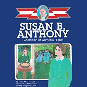 Susan B. Anthony Audiobook