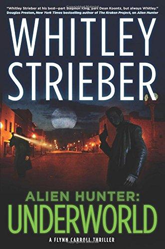 Alien Hunter: Underworld (Alien Hunter, #2)