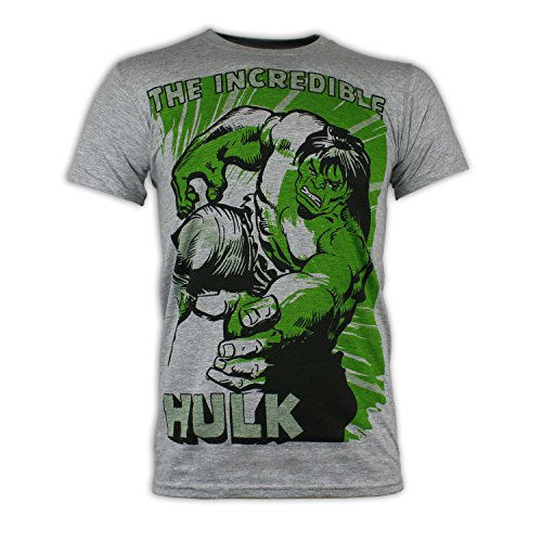 Mens Incredible Hulk T-shirt - Available In Size Small To Xx-large Picture