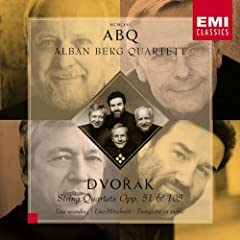 Dvo?�k: String Quartets, Op. 51 & 105