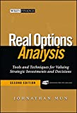 img - for Real Options Analysis: Tools and Techniques for Valuing Strategic Investment and Decisions, 2nd Edition book / textbook / text book