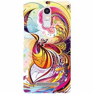 Xiaomi Redmi Note 3 Back Cover - Mixed Colors Designer Cases
