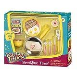 Kitchen Littles Breakfast Time!
