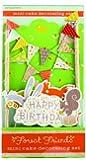 Party Partners Design Mini Cake Decor Kit, Forest Friends