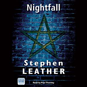 Nightfall: A Jack Nightingale Supernatural Thriller | [Stephen Leather]