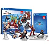 Disney INFINITY: Marvel Super Heroes (2.0 Edition) Video Game Starter Pack - PlayStation 4