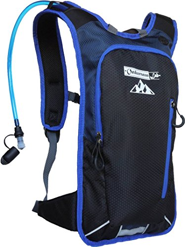 Hydration Pack Water Backpack with 50 Oz /