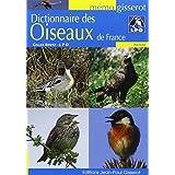 Dictionnaire des oiseaux de Francepar BENTZ Gilles