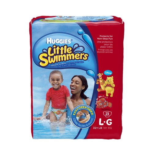 Huggies Little Swimmers Disposable Swimpants (Character May Vary) 23 ct - L-G - 1