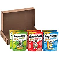 Save 25% or more on select Temptations Cat Treats at Amazon.com