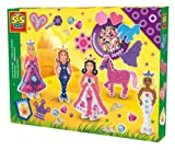 SES Creative Children's Iron on Beads Princess World