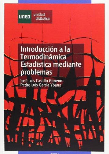 Introducción a la termodinámica estadística mediante problemas (UNIDAD DIDÁCTICA)