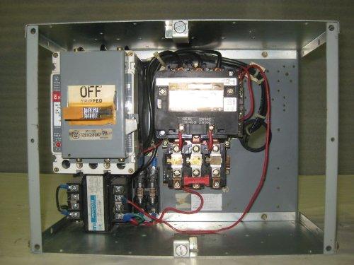 Ite Gould 5600 Size 2 8536Sdo Breaker Mcc Bucket 50 Amp Mccb 5640 Siemens