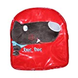 Tuc Tuc Waterproof Red Loup Kid's Travel Backpack. Toddlers Preschool Backpack. 10