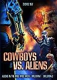 Cowboys Vs. Aliens 3 DVD Set