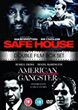 Safe House (2012) / American Gangster (2007) - Double Pack [DVD]