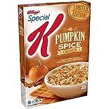 Special K Kellogg's, Pumpkin Spice Crunch, 12.4 Ounce (Tamaño: 12.4 Ounce)
