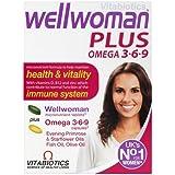 Vitabiotics Wellwoman Multivitamin Plus Omega 3, 6 & 9, 56 Tablets