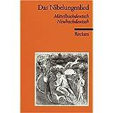 Das Nibelungenlied. Mittelhochdeutsch / Neuhochdeutsch (Universal-Bibliothek) (German Edition)