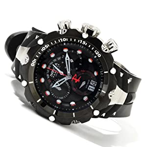 Invicta Reserve Men's Venom Gen II Swiss Quartz Chronograph Watch 11702