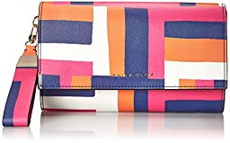 Trina Turk Private Resort Clutch, Britt Geo, One Size