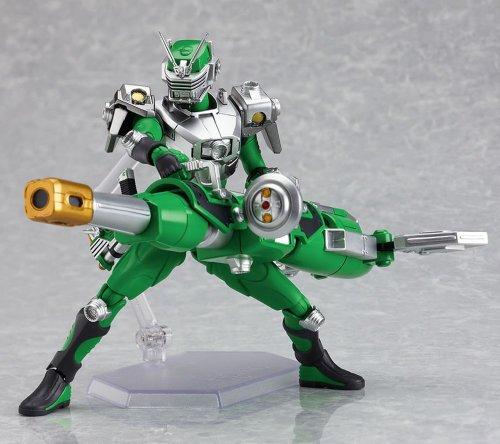 Kamen Rider Dragon Knight : Kamen Rider Torque Figma Action Figure