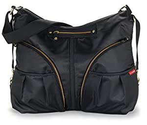 buy skip hop versa diaper bag black online at low prices in india. Black Bedroom Furniture Sets. Home Design Ideas