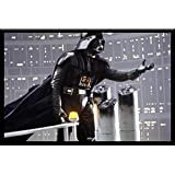 Darth Vader Star Wars - Wood Framed Poster S-WP1388 For Home/Office Décor