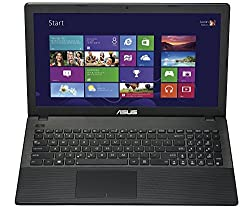 ASUS 15.6-Inch X551MAV-EB01-B(S) Intel Dual-Core Celeron 2.16 GHz Laptop, 4GB RAM and 500GB Hard Drive