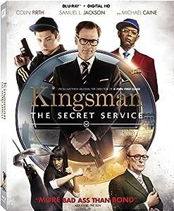 Kingsman: Secret Service [Blu-ray] from 20th Century Fox