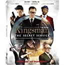 Kingsman: The Secret Service (Blu-ray + Digital Copy)