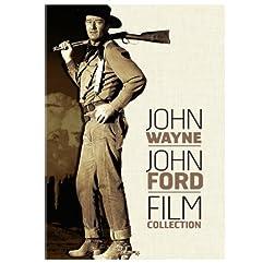 John Wayne: John Ford Film Collection